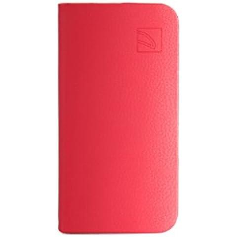 Tucano Libro - Funda para Apple iPhone 6, rojo