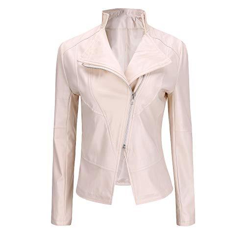 TOPKEAL Jacke Mantel Damen Herbst Winter Sweatshirt Steppjacke Kapuzenjacke Warme Hoodie Kurzmantel ZipperPullover Outwear Coats Mode Tops -