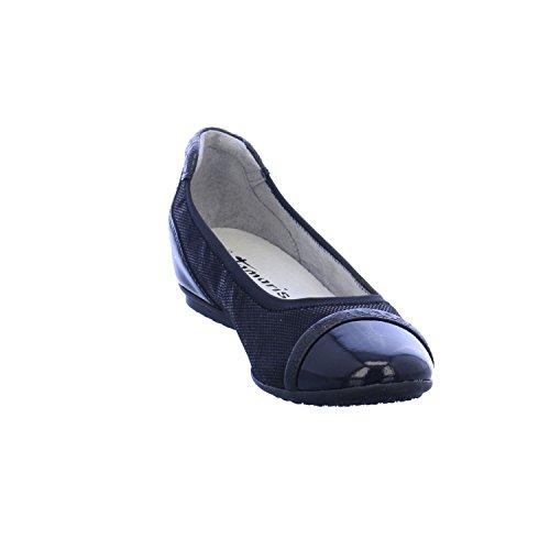 Tamaris 11-22139-28-098, Ballerine donna Nero