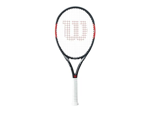 Wilson Federer Team 105 Raqueta de Tenis,