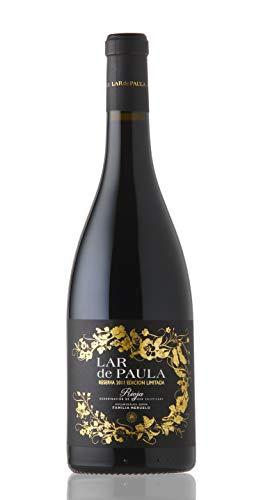 Tinto Lar De Paula Reserva Edición Limitada Rioja Alavesa 75 Cl