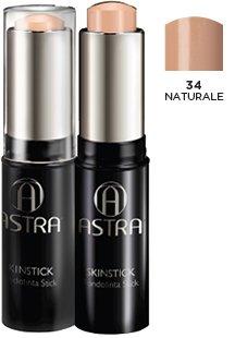 ASTRA Fondotinta SKINStick 34 Naturale* Cosmetici