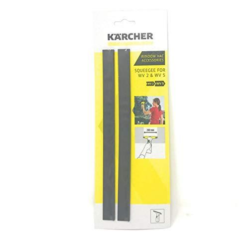 Kärcher Abziehlippe für Fenstersauger für WV-Serie z.B. WV52/WV5 2er Set breit Original