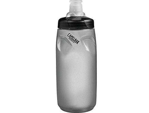 Camelbak Trinksystem Podium 21 oz Trinkflasche, Smoke/Logo, 620 ml
