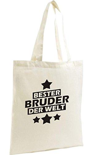 natur Shirtstown Bag der Welt Shopper Bruder bester Shopping Zen Organic xz64gq