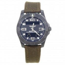 Breitling Professional Evo V7936310/BD60-108W Titanium Quartz Men's Watch