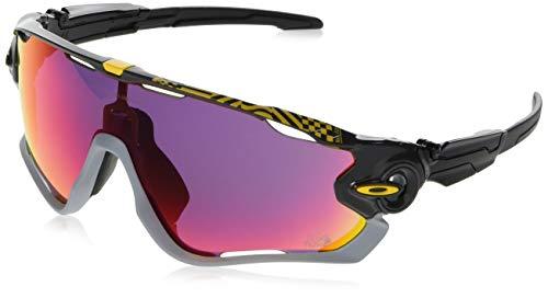 Ray-Ban Herren Jawbreaker Sonnenbrille, Schwarz (Negro), 1
