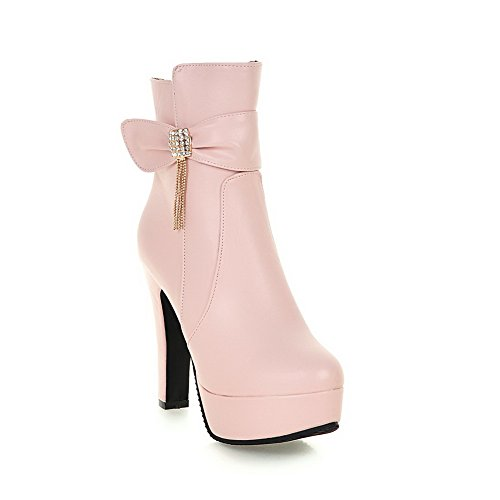 BalaMasa - Stivali Chelsea donna Pink