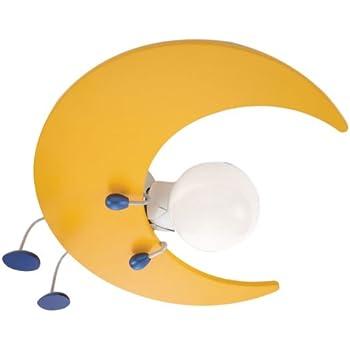 Philips MyKidsRoom 30268/55/16 Luce di soffitto, 12 Watt fluorescente, Multicolore
