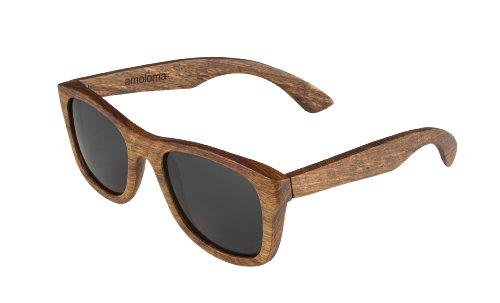 Kerbholz Unisex Holz-Sonnenbrille