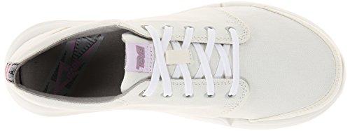 Teva - Wander Lace W's, Scarpe da escursionismo Donna Bianco (Weiß (973 white))