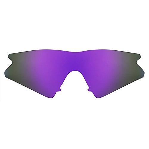 Revant Schutzglas für Oakley M Frame Sweep Plasma Lila MirrorShield®