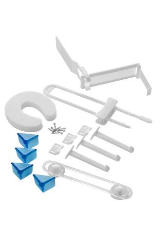 Premier Housewares 1901070 Haus-Sicherheits-Ausrüstung, 11 Stück