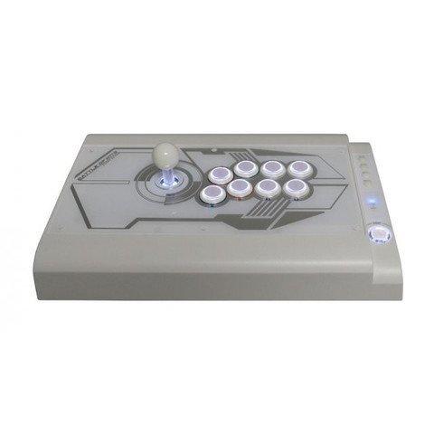 QANBA Q2 PRO LED WHITE PS3 / PC Joystick Fightstick Arcade