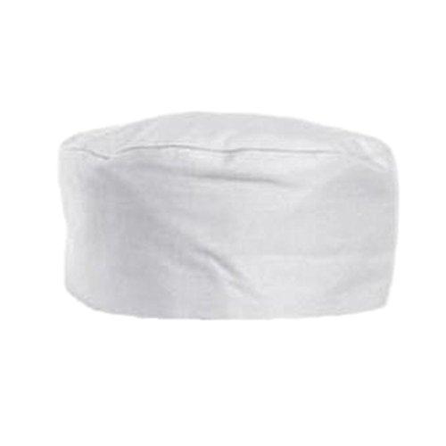 Japanische Mode-Koch-Hüte Hotel-Café-flache Hut-justierbarer Chef Hats-Gras-Weiß