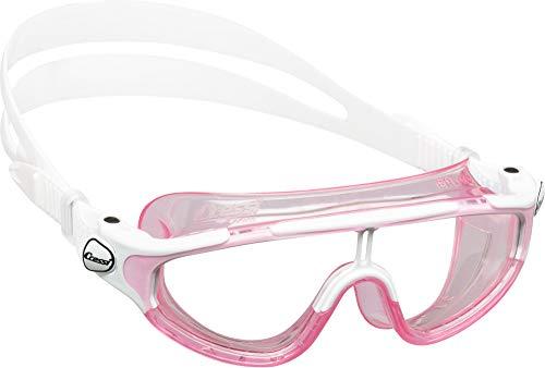 Cressi Baloo, translucent pink/white