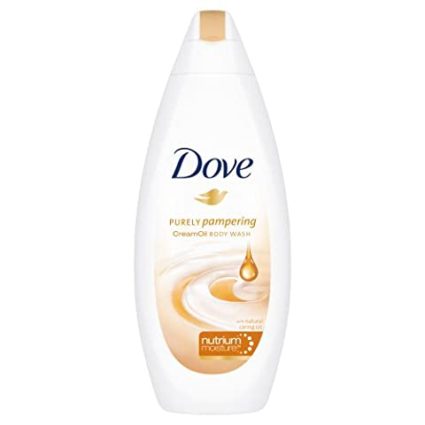 Dove Purely Pampering Cream Oil Body Wash - 250