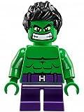 LEGO Super Heroes: Hulk Mit Short Beine Minifigur