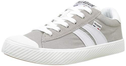 Palladium Unisex-Erwachsene Plphoenix F C U Sneaker, Grau (Titanium 821), 43 EU