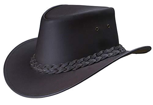 d400d59577032 brunhide Australiano Guante de piel rugosa sombrero   501 - 300 Marrón  marrón