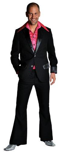 g Saturday night Größe M - Farbe schwarz (60er Jahre Herren Anzug)