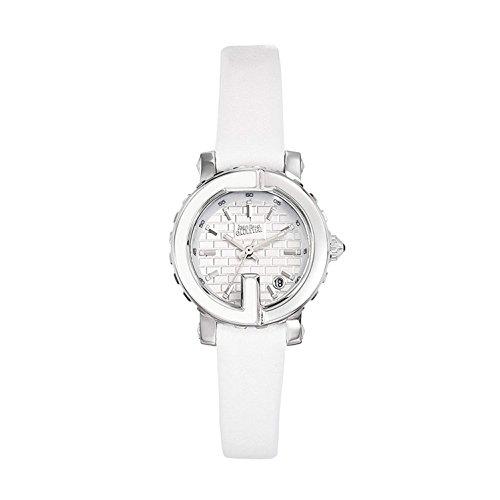 Jean Paul Gaultier Classic Reloj de mujer cuarzo correa de cuero 8500509