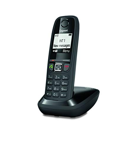 Gigaset AS470 Solo - Téléphone f...