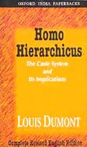 Homo Hierarchicus - The Caste System and Its