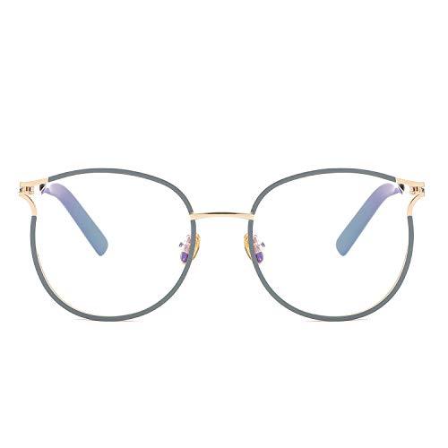 VANLINKER Blaulichtfilter Brillen Computerbrille Transparente Gläser Anti Blaues Licht VL9007