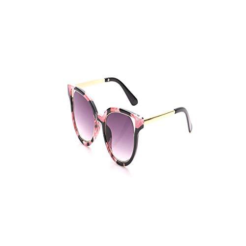 Daawqee Prämie Sonnenbrillen,Brillen, Aviator Sunglasses Boys Girls Classic Glasses Multi-Color Kids Outdoor Sports Safety Coating Sunglasses