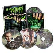 Be afraid of the dark: halloween's creepiest classics (3 dvds + 1 cd)