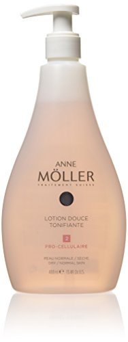 Anne Möller Lozione Anti-Imperfezioni, Lotion Douce Tonifiante, 400 ml