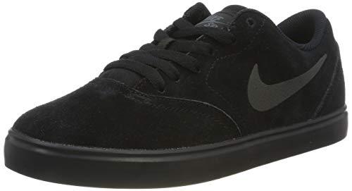 Nike Herren Sb Check Suede (gs) Sneakers, Schwarz Black/Anthracite 001, 40 EU -