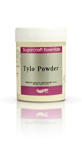 Tylose Powder - CMC Rainbow Dust 50gr