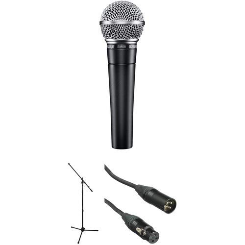 c Microphone with Stand & Cable Kit ()
