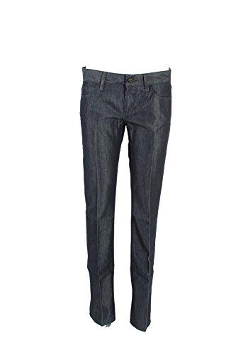 Jeans Meltin 'pot modèle en maille PK Bleu - Denim
