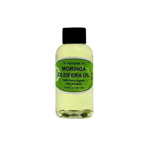 MORINGA OLEIFERA OIL BY DR.ADORABLE 100% PURE ORGANIC COLD PRESSED 2oz