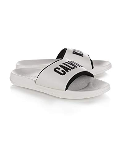 Calvin Klein Underwear Badeschuhe White/Black