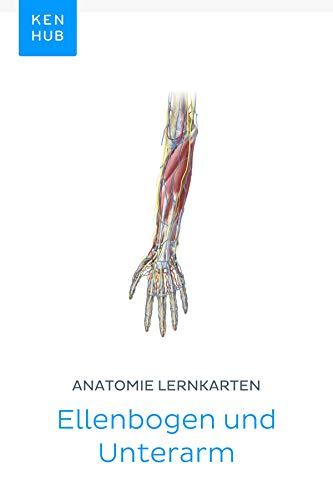 Anatomie Lernkarten: Ellenbogen und Unterarm: Lerne alle Knochen ...