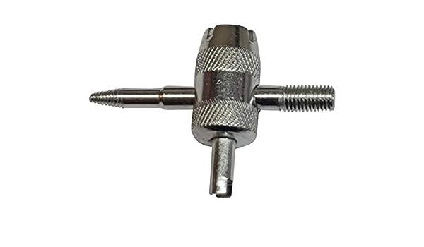 Heathrow Car Parts Outil de r/éparation pour valve de pneu