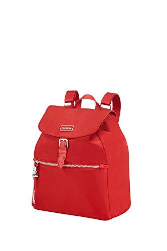 Imagen de samsonite karissa  backpack 1 pocket  tipo casual, 31 cm, 15 liters, rojo formula red