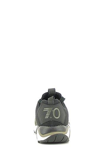 Emporio Armani EA7 scarpe sneakers uomo nuove orginale 7.0 trainer nero Black