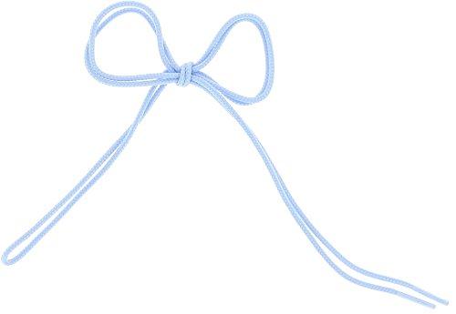 Coolorfool paire lacets français de ville fins 90cm - 16 couleurs