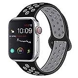 VODKER Compatibile con Apple Watch Cinturino 38mm 42mm, Cinturini Compatibile con Serie 4,3,2,1