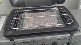 Campingaz Griglia Alimenti per Barbecue Expert, Grigio, 50x30