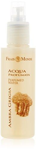 Scopri offerta per Frais Monde Amber Gris Acqua Profumata - 125 gr