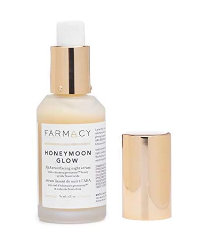 Perfect Intense Beauty Serum ([Farmacy] Honeymoon Glow 30ml / 1.01oz AHA Resurfacing Night Serum)
