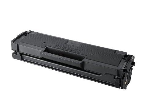 Samsung MLT-D101S/ELS Original Toner (inkl. Trommel, Kompatibel mit: ML-2160/ML-2162/ML-2165/ML-2165W/ML-2168 SCX-3400/SCX-3400F/SCX-3405/SCX-3405F/SCX-3405FW/SCX-3405W/SF-760P) schwarz