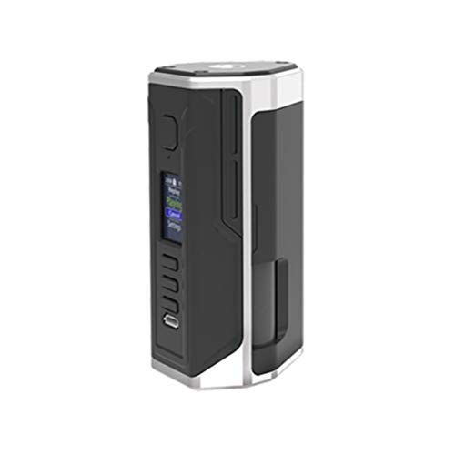 Preisvergleich Produktbild E-Cigarette Lost Vape Drone BF DNA250C Box Mod Dual 18650(Not included) Vape Upgradable Nicotine Free SS-Black