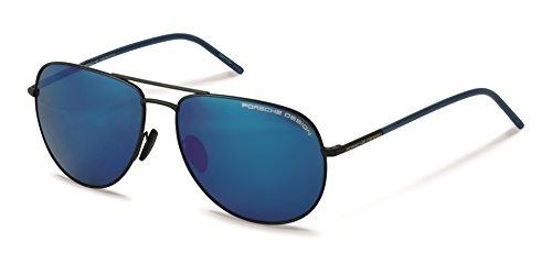Porsche -  occhiali da sole - uomo black, blue 60